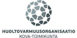 Huoltovarmuusorganisaation KOVA-toimikunta.