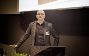 Päivittäistavarakauppa ry:n valmiuspäällikkö Lauri Kulonen