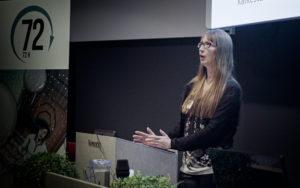 Historioitsija Ulla Koskinen